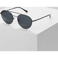Prada Linea Rossa Okulary przeciwsłoneczne black/grey. Czarne okulary przeciwsłoneczne męskie aviatory Prada Linea Rossa. Za 839,00 zł.