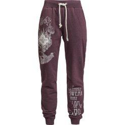 Spodnie dresowe damskie: Harry Potter Solemnly Swear Spodnie dresowe odcienie bordowego