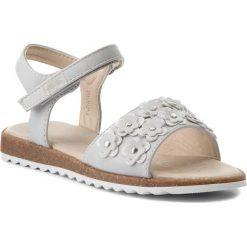 Sandały dziewczęce: Sandały NELLI BLU – CM170427-4 Szary Jasny