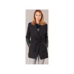 Płaszcze Vero Moda  CALA. Czarne płaszcze damskie pastelowe Vero Moda, l. Za 269,00 zł.