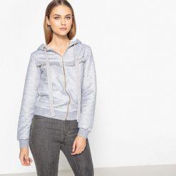 Swetry damskie: Klasyczna bluza z kapturem