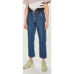 Tommy Jeans - Jeansy. Niebieskie proste jeansy damskie marki Tommy Jeans. Za 539,90 zł.