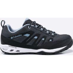 Columbia - Buty Vapor Vent. Szare buty sportowe damskie marki adidas Originals, z gumy. W wyprzedaży za 229,90 zł.