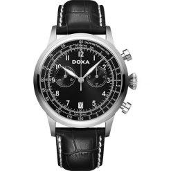 Zegarki męskie: Zegarek męski Doxa D-Air Chronograph 190.10.105.01