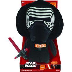 Przytulanki i maskotki: Star Wars. Mówiąca maskotka Kylo Ren 30 cm (222790)