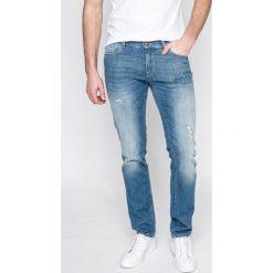 Trussardi Jeans - Jeansy 370 Close. Niebieskie rurki męskie marki House, z jeansu. W wyprzedaży za 539,90 zł.