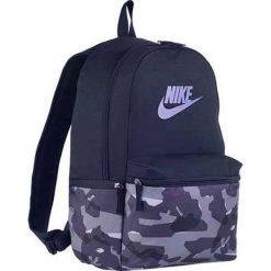 Plecaki damskie: Nike Plecak Nike BA5873 493 Heritage BKPK AOP Camo BA5873 493 niebieski