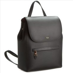 Plecaki damskie: Plecak LAUREN RALPH LAUREN – Ellen Backpack N91 XZ0BI XY0BI XW0DF Black/Crimson