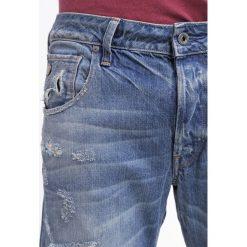 GStar ARC 3D SLIM Jeansy Slim Fit scatter 13oz denim. Szare jeansy męskie G-Star. W wyprzedaży za 551,20 zł.