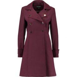 Płaszcze damskie pastelowe: Miss Selfridge Płaszcz wełniany /Płaszcz klasyczny bordeaux