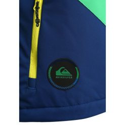 Quiksilver SUIT UP YOUTH Kurtka snowboardowa estate blue. Niebieskie kurtki chłopięce sportowe marki Quiksilver, l, narciarskie. W wyprzedaży za 399,20 zł.