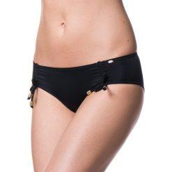 Bez Kategorii: Pełne figi bikini w kolorze czarnym