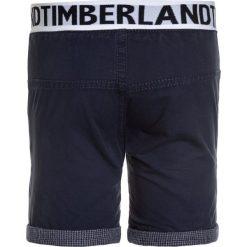 Timberland BABY LAYETTE BERMUDA Szorty marine. Czerwone spodenki chłopięce marki Timberland, z materiału. Za 219,00 zł.