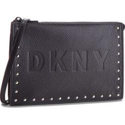 Torebka DKNY - R83EN796  Bbl-Blk/Black. Czarne listonoszki damskie DKNY, ze skóry. Za 719,00 zł.