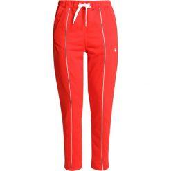 GStar LANC SLIM TRACK PANT Spodnie treningowe dk acid. Czerwone spodnie dresowe damskie marki G-Star, l, z bawełny. Za 419,00 zł.