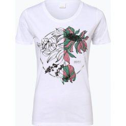 BOSS Casual - T-shirt damski – Telaronde, czarny. Czarne t-shirty damskie BOSS Casual, m. Za 219,95 zł.