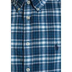Polo Ralph Lauren Koszula indigo/white. Niebieskie koszule chłopięce Polo Ralph Lauren, z bawełny, polo. W wyprzedaży za 209,30 zł.