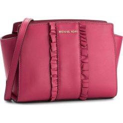 Torebka MICHAEL KORS - Selma 30H7GLMM2T  Ultra Pink. Czerwone listonoszki damskie marki Reserved, duże. W wyprzedaży za 839,00 zł.