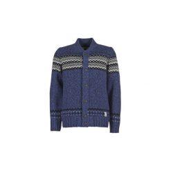 Kardigany męskie: Swetry rozpinane / Kardigany Franklin   Marshall  GOULI