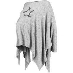 Swetry klasyczne damskie: bellybutton Sweter melange gray