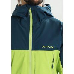 Vaude MENS CROZ JACKET II Kurtka hardshell chute green. Zielone kurtki trekkingowe męskie Vaude, m, z hardshellu. W wyprzedaży za 818,35 zł.