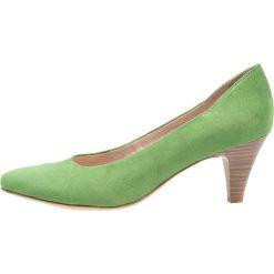 Czółenka: Tamaris Czółenka green