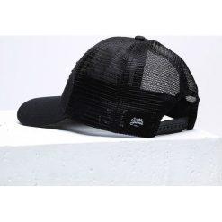 Czarna Czapka Free Range. Czarne czapki z daszkiem damskie Born2be. Za 54,99 zł.