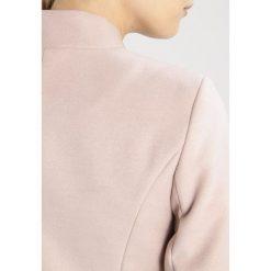 Płaszcze damskie pastelowe: Dorothy Perkins Tall BELT Płaszcz wełniany /Płaszcz klasyczny soft blush