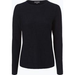 Franco Callegari - Sweter damski, niebieski. Niebieskie swetry klasyczne damskie Franco Callegari, s, z dzianiny. Za 229,95 zł.