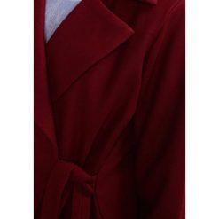 Płaszcze damskie pastelowe: Moves SIBEL  Płaszcz wełniany /Płaszcz klasyczny tibetan red