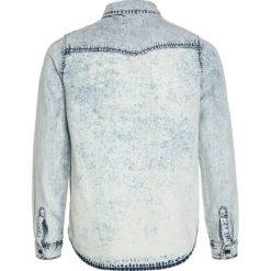 LTB GENNA  Koszula selonia wash. Szare koszule chłopięce marki LTB, z bawełny. Za 149,00 zł.