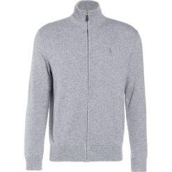 Polo Ralph Lauren LORYELLE  Kardigan fawn grey heather. Szare kardigany męskie marki Polo Ralph Lauren, z bawełny. W wyprzedaży za 545,35 zł.