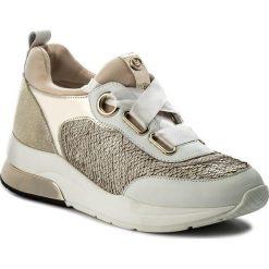 Sneakersy LIU JO - Running Cara B18013 T2026 Nude 51315. Brązowe sneakersy damskie Liu Jo, z materiału. W wyprzedaży za 399,00 zł.