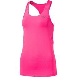 Puma Koszulka Sportowa Essential Rb Tank Top Knockout Pink S. Różowe bluzki sportowe damskie marki Puma, s, ze skóry. W wyprzedaży za 99,00 zł.