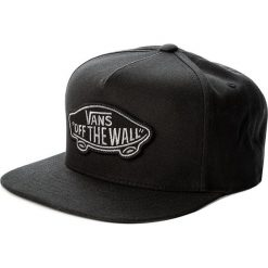 Czapka z daszkiem VANS - Classic Patch S VN000TLSBLK Black. Czarne czapki z daszkiem damskie marki Vans, z bawełny. Za 99,00 zł.