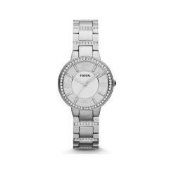 Fossil - Zegarek ES3282. Różowe zegarki damskie marki Fossil, szklane. Za 399,90 zł.