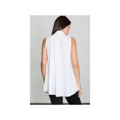 Bluzki damskie: Bluzka M547 Biały