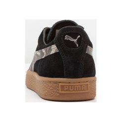 Puma CLASSIC CAMO  Tenisówki i Trampki black/silver. Czarne tenisówki męskie Puma, z materiału. Za 369,00 zł.