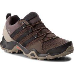 Buty adidas -  Terrex AX2R GTX GORE-TEX CM7716 Nbrown/Cblack/Sbrown. Brązowe buty do biegania męskie marki Adidas, z gore-texu, adidas terrex, gore-tex. W wyprzedaży za 349,00 zł.