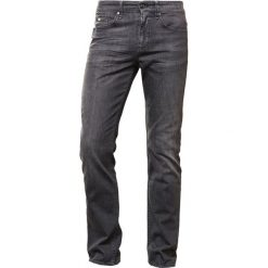 Spodnie męskie: BOSS Green CDELAWARE Jeansy Slim fit dark grey