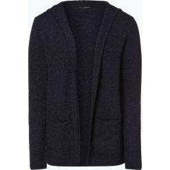 Drykorn - Kardigan męski – Tomy, niebieski. Niebieskie swetry rozpinane męskie DRYKORN, m, z dzianiny, z kapturem. Za 589,95 zł.