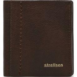 Strellson - Portfel skórzany. Brązowe portfele męskie Strellson, z materiału. Za 169,90 zł.