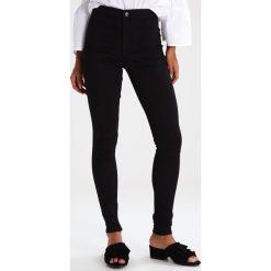 Topshop JONI NEW Jeans Skinny Fit black. Czarne jeansy damskie marki Topshop. Za 209,00 zł.