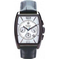 Zegarek Royal London Męski 41107-05 Classic Chrono. Szare zegarki męskie Royal London. Za 464,00 zł.