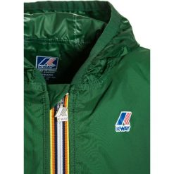 KWay CLAUDE LE VRAI 2.0 Kurtka Outdoor green. Zielone kurtki chłopięce marki K-Way, z materiału. Za 209,00 zł.
