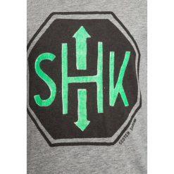 T-shirty chłopięce: Scotch Shrunk WITH HEAVY WASHING ARTWORKS Tshirt z nadrukiem grey melange