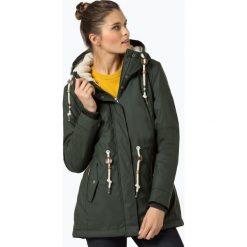 Ragwear - Damska kurtka funkcyjna – Monadis Rainy, zielony. Zielone kurtki damskie marki Ragwear, l. Za 569,95 zł.