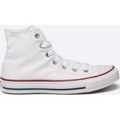 Converse - Trampki Chuck Taylor All Star. Szare trampki i tenisówki damskie marki Converse, z gumy. Za 299,90 zł.