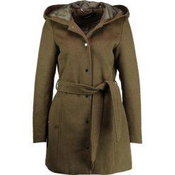 Płaszcze damskie: Vero Moda VMELENA RICH  Krótki płaszcz dark olive