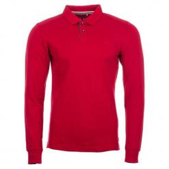 S.Oliver Koszulka Polo Męska L Czerwona. Czerwone koszulki polo marki S.Oliver, l, z długim rękawem. Za 119,00 zł.